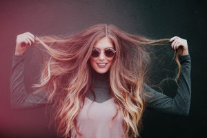שיער בריא